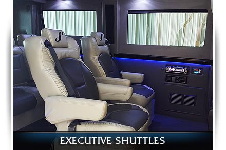 Rochester Executive Shuttle Services