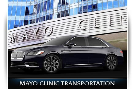 Rochester Mayo Clinic Car Services